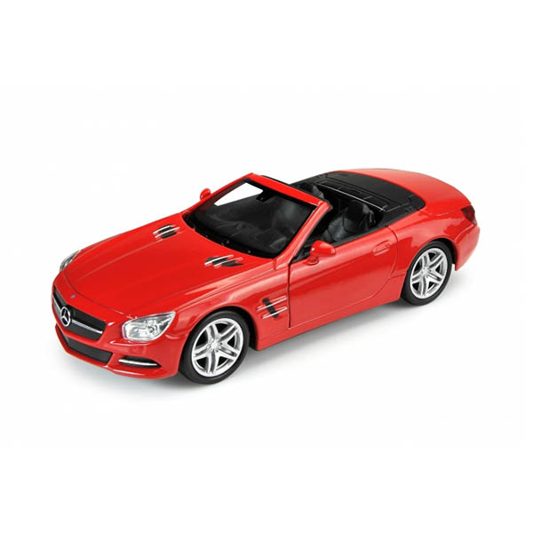 Welly 43662 ����� ������ ��������� ������ 1:34-39 Mercedes-Benz SL500