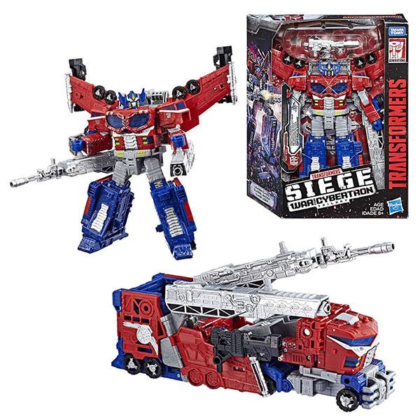 Купить Hasbro Transformers E3419/E3480 Трансформеры КЛАСС ЛИДЕРЫ Оптимус Прайм, Игрушечные роботы и трансформеры Hasbro Transformers