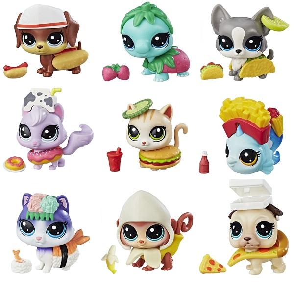 Купить Hasbro Littlest Pet Shop E5216 Пет в консервной банке, Игровые наборы и фигурки для детей Hasbro Littlest Pet Shop