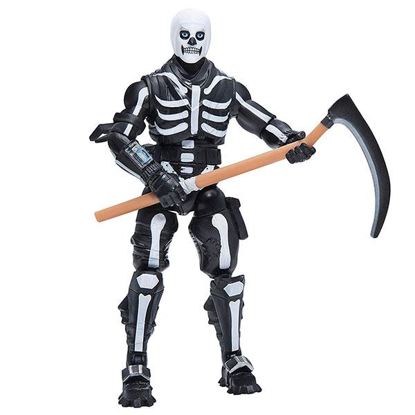 Купить Fortnite FNT0073 Фигурка Skull Trooper с аксессуарами, Игровые наборы и фигурки для детей Fortnite