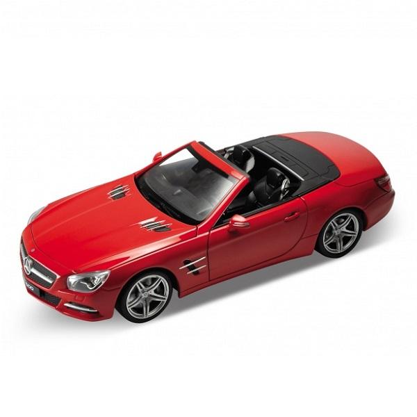 Welly 24041 Велли Модель машины 1:24 Mercedes-Benz SL500