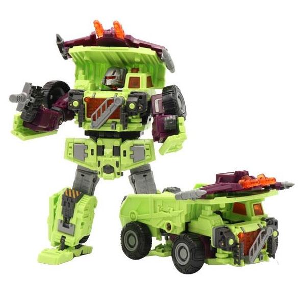 Купить 1toy T16436 Трансботы Инженерный батальон XL: Мега Дампербот , Игрушечные роботы и трансформеры 1toy