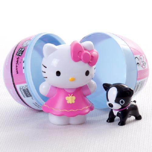 Игрушка Hello Kitty Яйцо-сюрприз // CityToys - детские игрушки оптом...