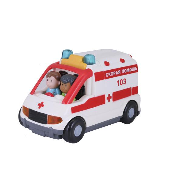Купить Childs Play LVY026 Машина Скорая помощь, Игрушечные машинки и техника Childs Play