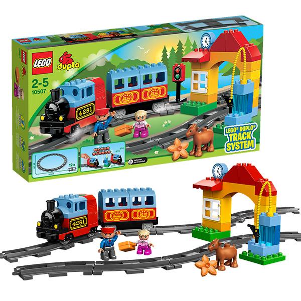 Lego Duplo 10507 Конструктор Лего Дупло Мой первый поезд