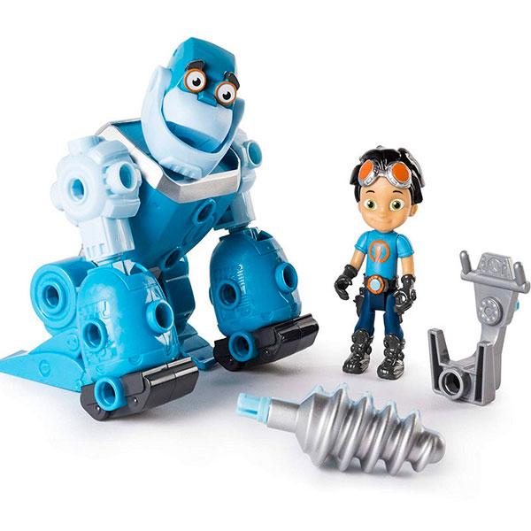 Купить Rusty Rivets 28106-BOT Строительный набор большой с фигуркой героя BOTARILLA, Игровые наборы и фигурки для детей Rusty Rivets