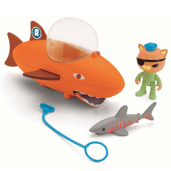 Игровой набор Mattel Octonauts
