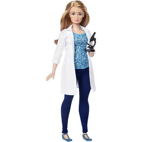Купить Mattel Barbie DVF60 Барби Кукла из серии Кем быть? , Кукла Mattel Barbie