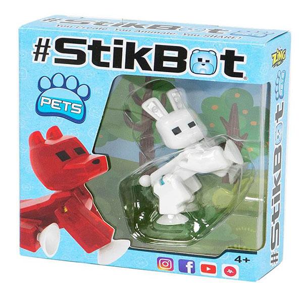 Игровые наборы и фигурки для детей Stikbot TST622-2 Фигурка питомца (в ассортименте), 6 видов фото