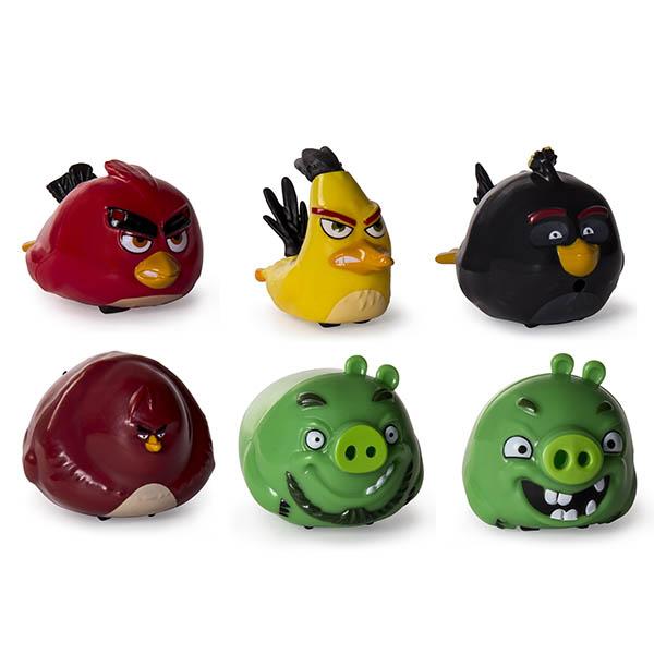 Игровой набор Angry Birds 90500 Энгри Бердс Птичка на колесиках в ассортименте