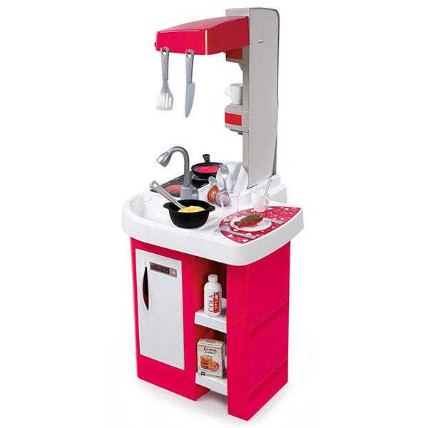 Купить Smoby 311022 Кухня электронная Tefal Studio (звук, 27 аксесс.), Детская кухня Smoby