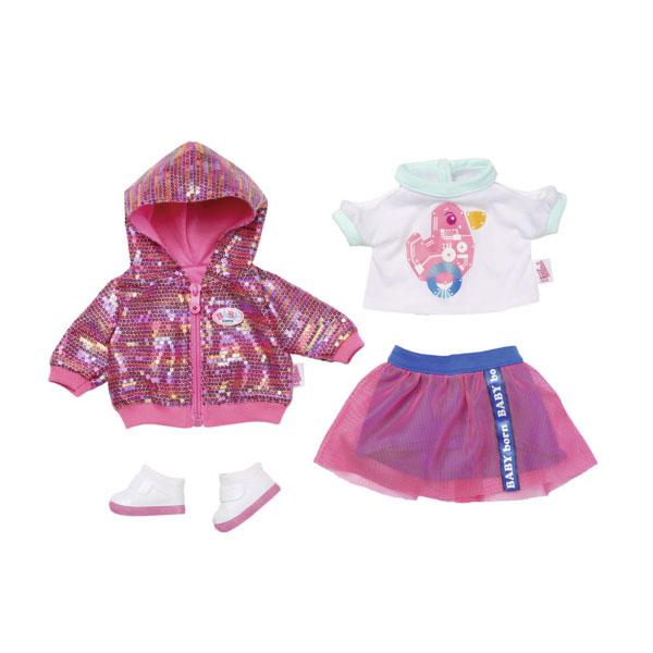 Zapf Creation Baby born 827-147 Бэби Борн Одежда для прогулки по городу Делюкс - Куклы и аксессуары