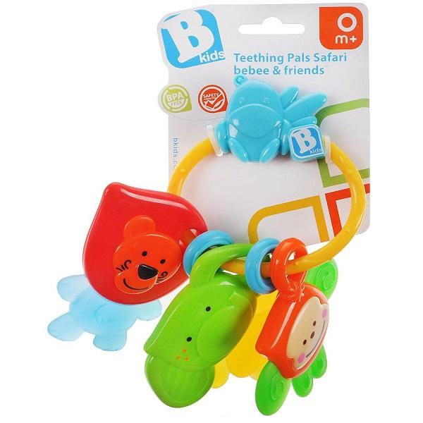 Купить B kids 004893 Игрушка Друзья из сафари , Развивающие игрушки для малышей B kids