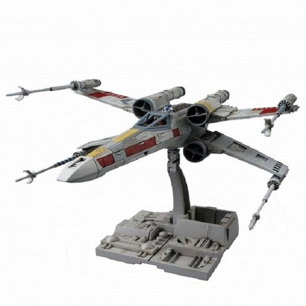 Сборная модель Star Wars Bandai - Летательные аппараты, артикул:121040
