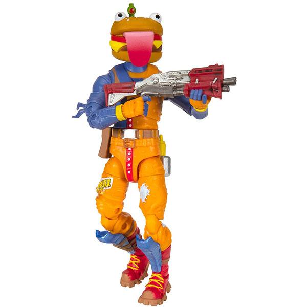 Купить Fortnite FNT0135 Фигурка героя Beef Boss с аксессуарами (LS), Игровые наборы и фигурки для детей Fortnite