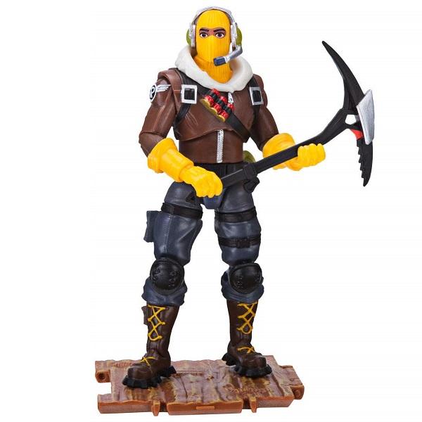 Купить Fortnite FNT0014 Фигурка Raptor с аксессуарами, Игровые наборы и фигурки для детей Fortnite