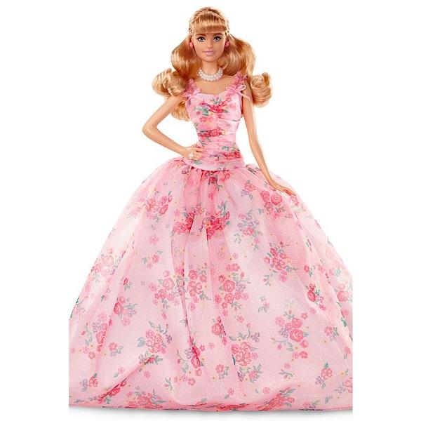 Купить Mattel Barbie FXC76 Барби Кукла Пожелания ко дню рождения, Куклы и пупсы Mattel Barbie