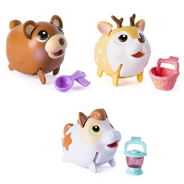 Chubby Puppies 56709 Упитанные собачки Коллекционная фигурка, 15 см