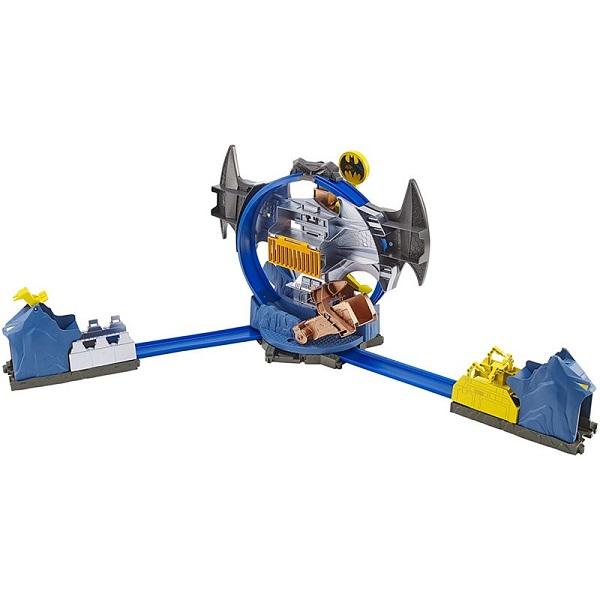 Купить Mattel Hot Wheels GBW55 Хот Вилс Готэм Сити Бэткейв, Игровые наборы Mattel Hot Wheels