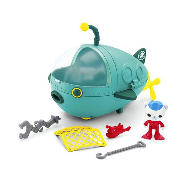 Купить Mattel Octonauts T7014 Октонавты Подводная лодка GUP-A, Игровой набор Mattel Octonauts