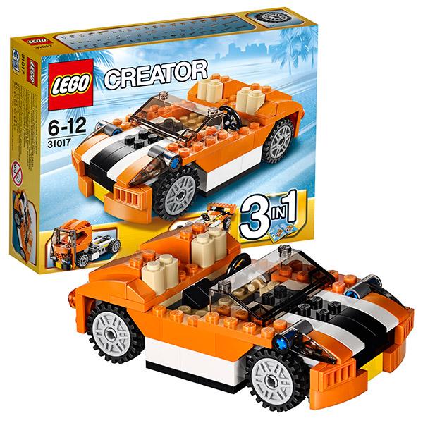 Lego Creator 31017 Лего Криэйтор Гоночная машина Сансет