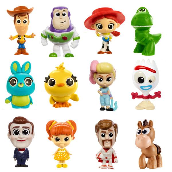 Купить Mattel Toy Story GHL54 История игрушек-4, мини-фигурки (новые персонажи), Минифигурка Mattel Toy Story