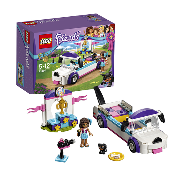 Lego Friends 41301 Конструктор Лего Подружки Выставка щенков: Награждение