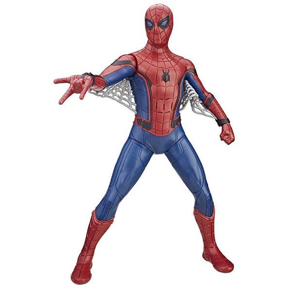 Hasbro Spider-Man B9691 Фигурка Человека-паука со световыми и звуковыми эффектами, арт:149329 - Супергерои, Игровые наборы