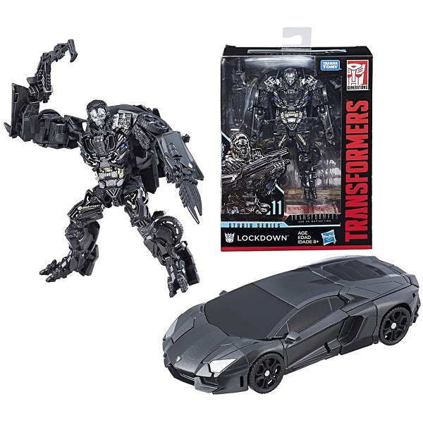Hasbro Transformers E0701/E0747 Трансформер Коллекционный Автобот Локдаум 20 см, арт:155805 - Трансформеры, Игровые наборы