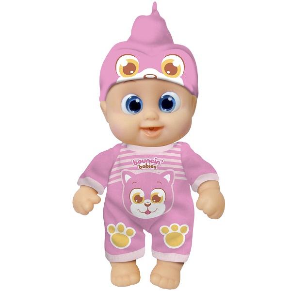 Bouncin' Babies 802004 Кукла Бони, 16 см (пьет и писает) - Куклы и аксессуары
