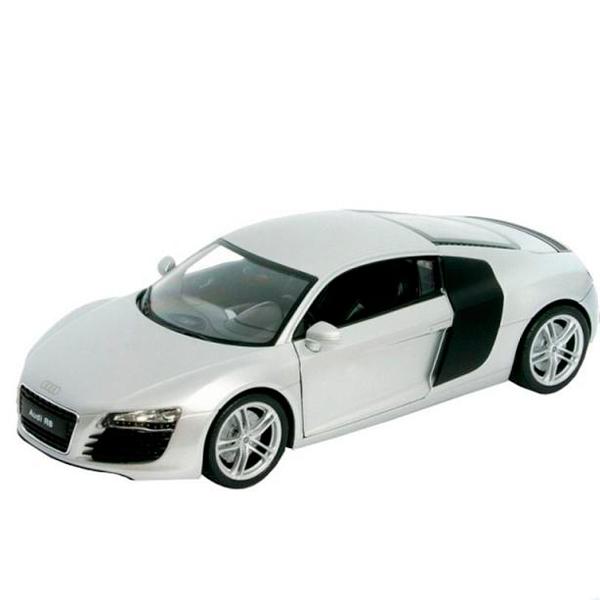 Купить Welly 43633 Велли Модель машины 1:34-39 Audi R8, Машинка инерционная Welly