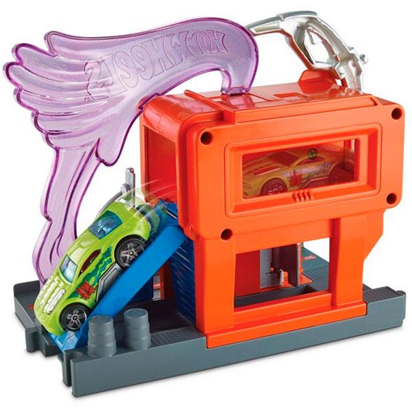 Купить Mattel Hot Wheels FRH30 Хот Вилс Сити Игровой набор, автотрек Mattel Hot Wheels