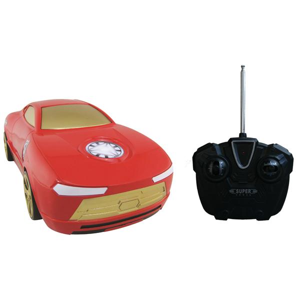 Радиоуправляемая машинка Yellow - Машинки, артикул:122464