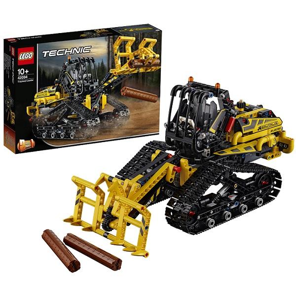Купить LEGO Technic 42094 Конструктор ЛЕГО Техник Гусеничный погрузчик, Конструкторы LEGO