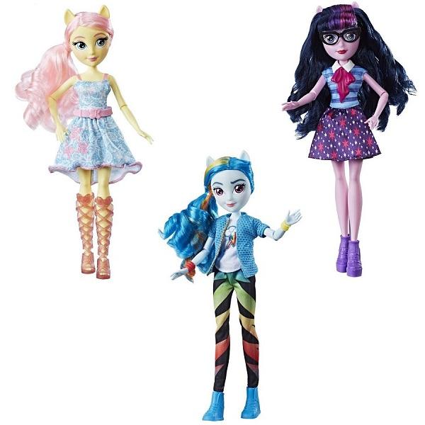 Куклы и пупсы Hasbro Equestria Girls
