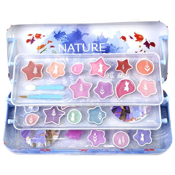 Купить Markwins 1599003E Frozen Игровой набор детской декоративной косметики в пенале больш., Косметика для девочек Markwins