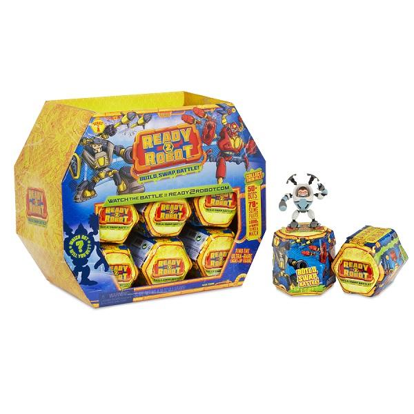 Игровые наборы и фигурки для детей Ready2Robot 551034 Капсула фото