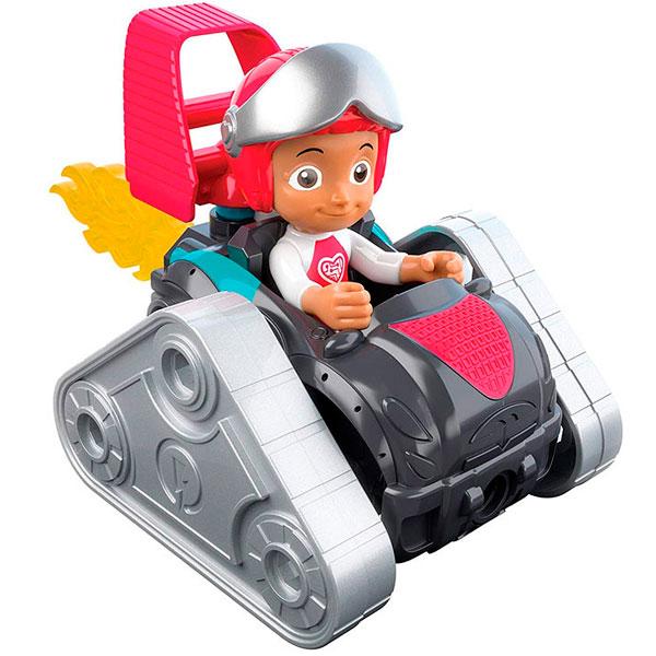 Купить Rusty Rivets 28120-BAL Строительный набор малый с фигуркой героя BALLOON BLASTER, Игровые наборы и фигурки для детей Rusty Rivets