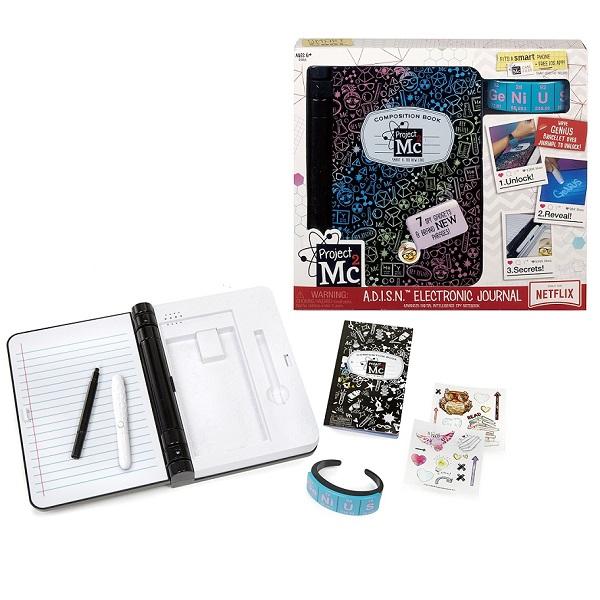 Купить Project MС2 546948 Секретный дневник, Игровые наборы MC2