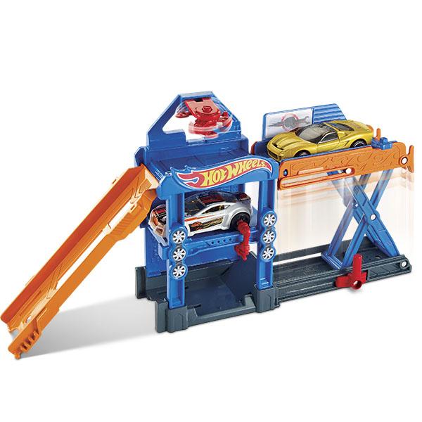 Игровой набор Mattel Hot Wheels - Автотреки и машинки Hot Wheels, артикул:147072