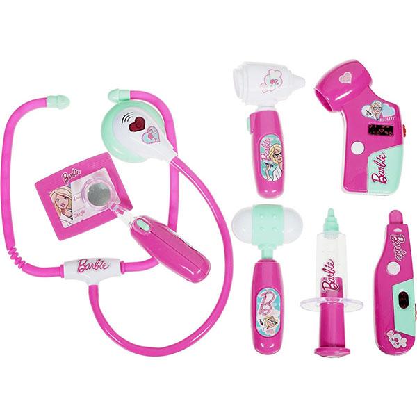 Купить Corpa D125 Игровой набор юного доктора Barbie в чемодане, Игровой набор Copra