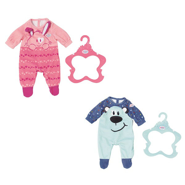 Купить Zapf Creation Baby born 824-566 Бэби Борн Комбинезончики, Аксессуары для куклы Zapf Creation