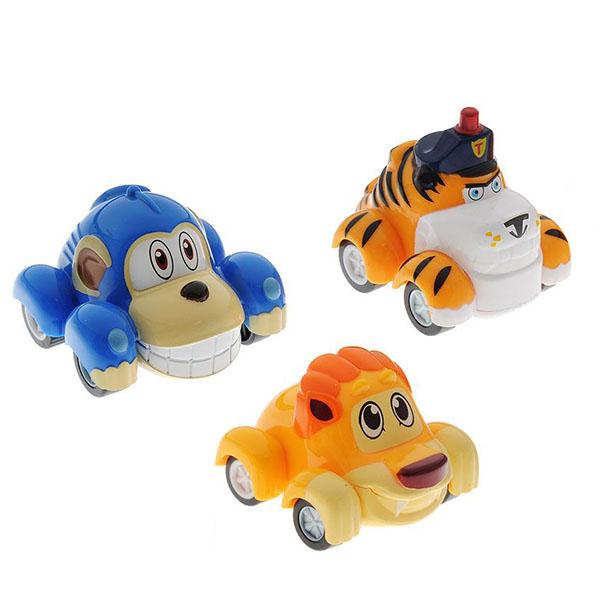 Машинка инерционная Vroomiz - Машинки для малышей (1-3), артикул:120533