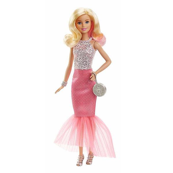 Купить Mattel Barbie DGY70 Барби Куклы в вечерних платьях-трансформерах, Куклы и пупсы Mattel Barbie