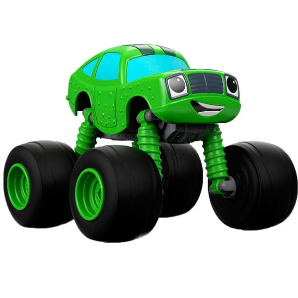 Игрушечные машинки и техника Mattel Blaze - Машинки из мультфильмов, артикул:150163