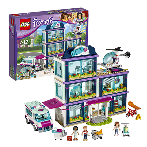 Конструктор LEGO - Подружки, артикул:149789