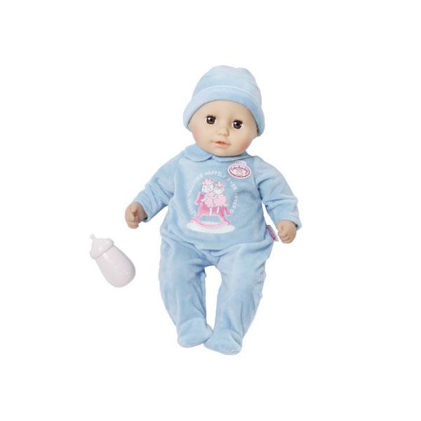 Купить Zapf Creation my first Baby Annabell 700-549 Бэби Аннабель Кукла-мальчик с бутылочкой, 36 см, Куклы и пупсы Zapf Creation