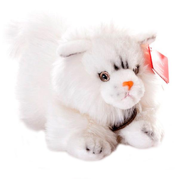 Aurora 11-444 Аврора Кошка персидская белая, 25 см