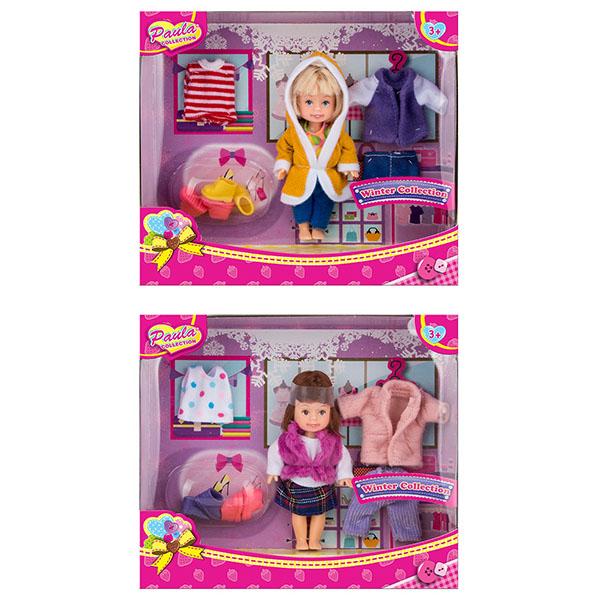 Купить Paula MC23009 Игровой набор Зимний гардероб (в ассортименте), Игровые наборы и фигурки для детей Paula