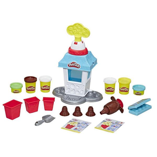 Купить Hasbro Play-Doh E5110 Игровой набор для лепки Попкорн-Вечеринка , Игровые наборы Hasbro Play-Doh